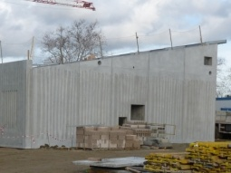Visite des chantiers du 13 janvier : U.H.S.A.